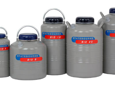 AI Tanks - Liquid Nitrogen - AI Consumables
