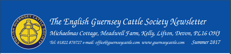 The English Guernsey Cattle Society